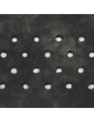 Perforated Tape Noire/Blanche
