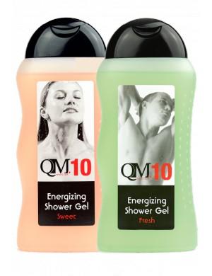 Gel de douche énergisant Q10B Doux