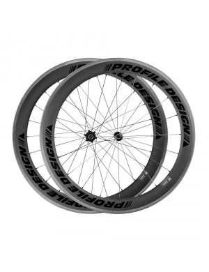2.5G Wheel 58 Twenty Four Full Carbon Clincher