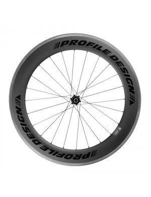 2.5G Wheel 5878 Twenty Four Full Carbon Clincher