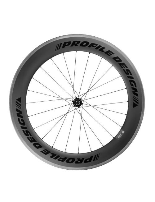 2.5G Wheel 5878 Twenty Four Full Carbon Clincher
