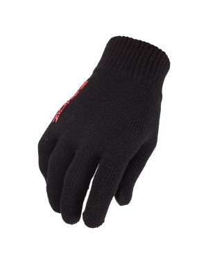 Supacaz Knitz - Black/Red
