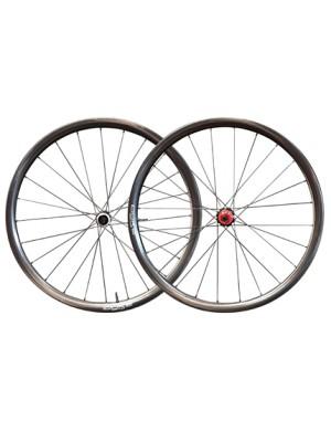 Paire de roues DUKE w/Moyeux ROTOR RVOLVER
