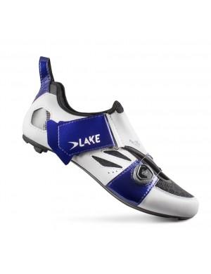 Lake TX322 Blanc/Bleu Marine