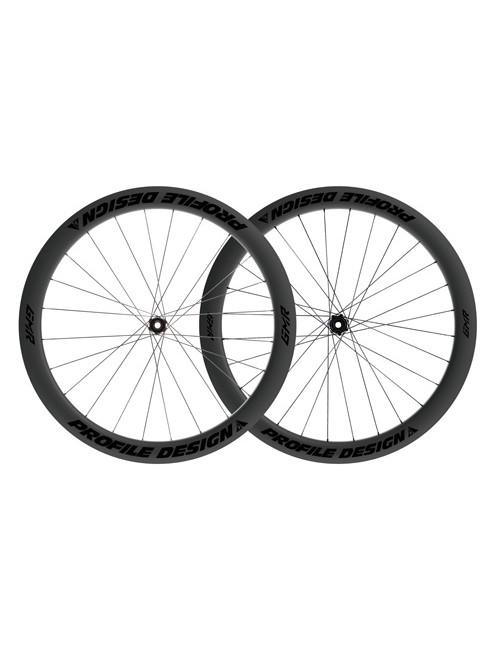 Paire de roues disque GMR 50 Twenty Six Full Carbon