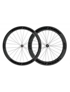Paire de roues disque GMR 50/65 Twenty Six Full Carbon