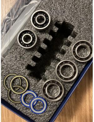 Kit de roulements roues Mavic3