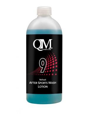 QM9 Lotion nettoyante après sport